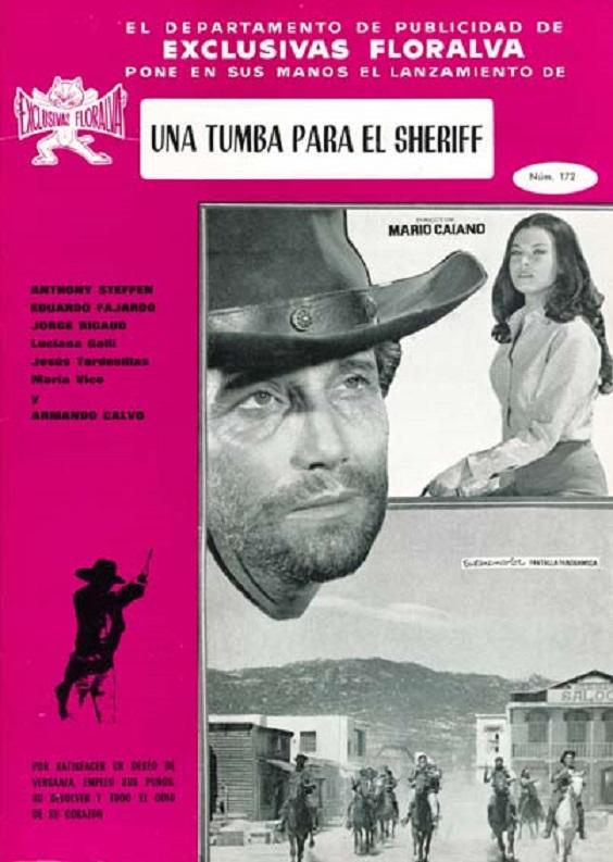 Un cercueil pour le shérif ( Una Bara per lo Sheriffo ) –1965- Mario CAÏANO - Page 2 67f59210
