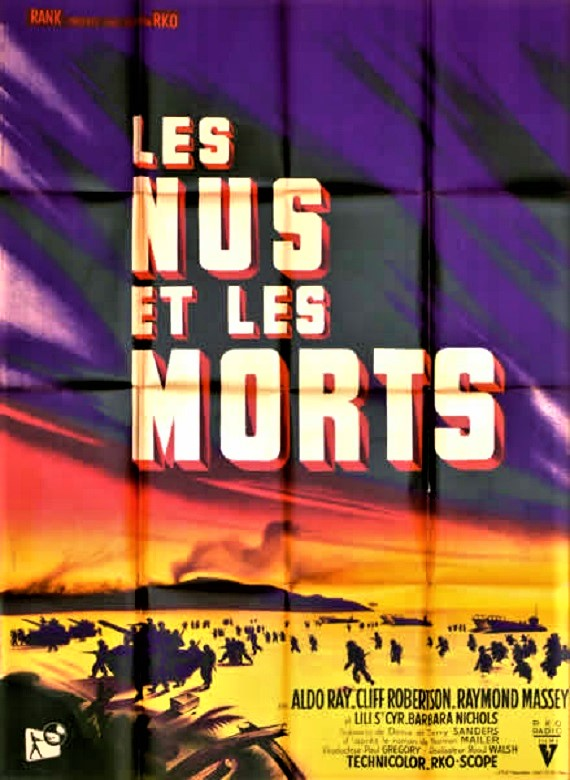 Les Nus et les Morts - The Naked  and the Dead - 1958 - Raoul Walsh 68235210