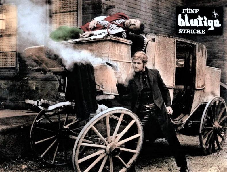 Avec Django la Mort est Là ! - Joko invoca dio....e muori - Antonio Margheriti -  1968 789px-10