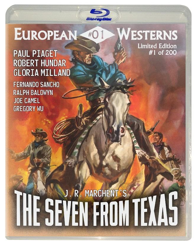Les sept du Texas - Antes llega la muerte - 1964 - J.L. Romero Marchent 7962fa10