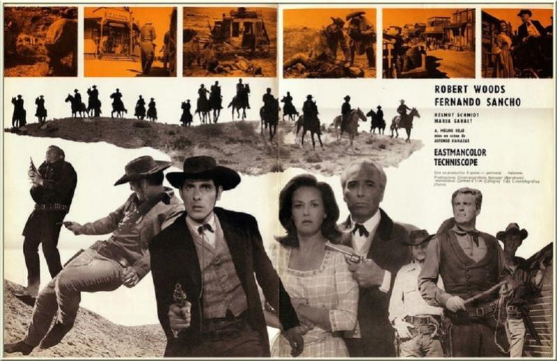5.000 dollars sur l'as . Pistoleros de Arizona . 1964 . Alfonso Balcazar. 800px-16