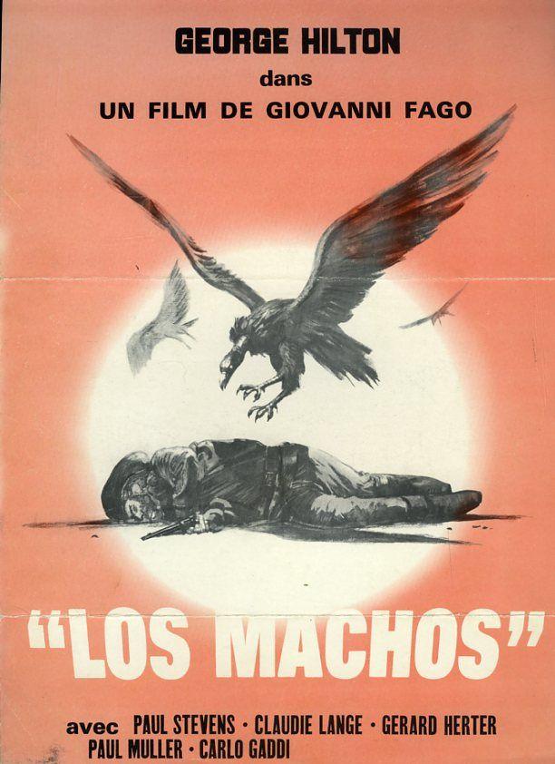 Los Machos - Uno die piu' all 'inferno - Giovanni Fago - 1969 95858910