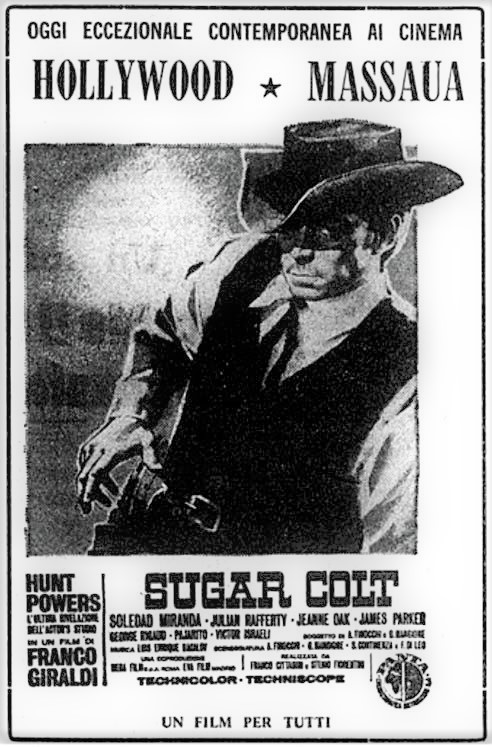 Sugar Colt ( idem ) -1966-  Franco GIRALDI - Page 2 A1536f10