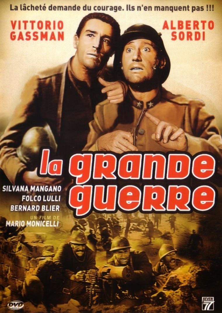 La Grande Guerre. La Grande Guerra. 1959. Mario Monicelli. Aff_gr11
