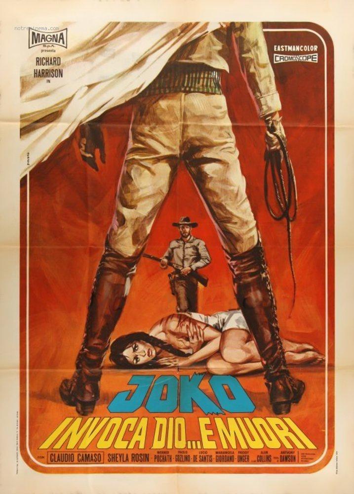 Avec Django la Mort est Là ! - Joko invoca dio....e muori - Antonio Margheriti -  1968 Avec-d10