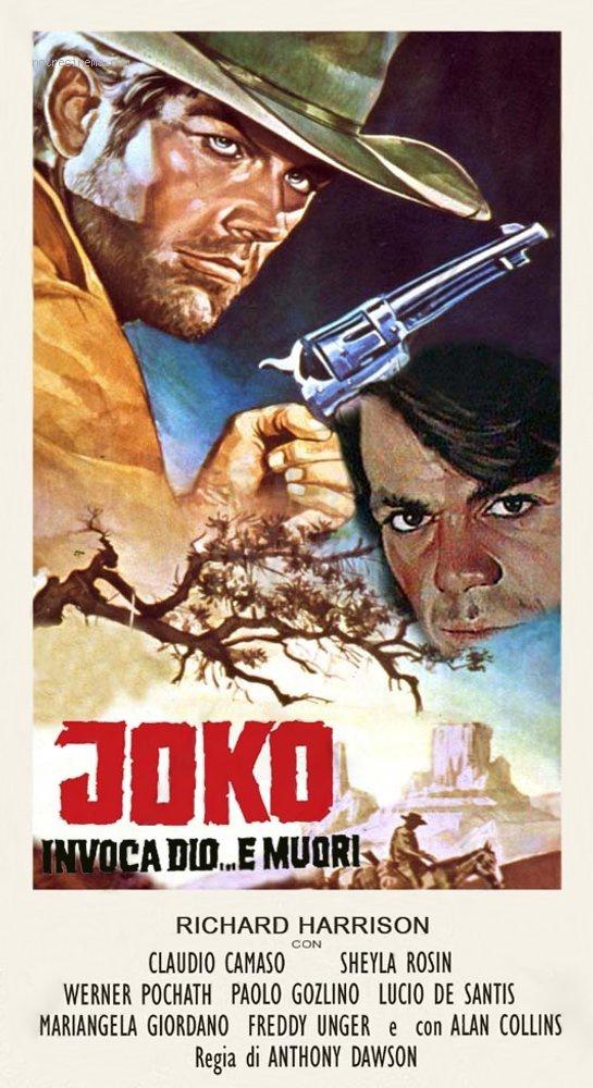 Avec Django la Mort est Là ! - Joko invoca dio....e muori - Antonio Margheriti -  1968 Avec-d11