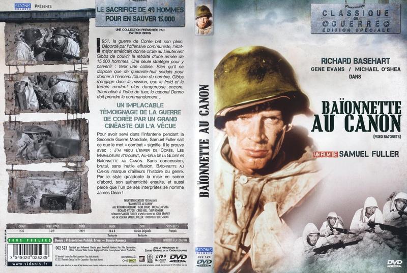 Baïonnette au Canon - Fixed Bayonets! - 1951 - Samuel Fuller Baionn10