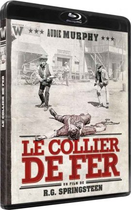 Le Collier de Fer - Showdown - 1963 - R.G. Springsteen Blu-ra10
