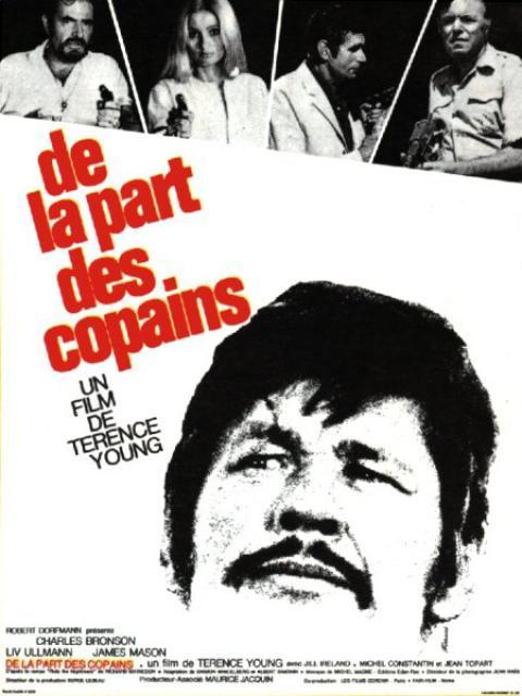 De la part des copains. Cold Sweat. 1970. Terence Young. Cdjvh610