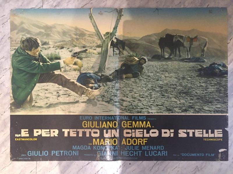 Ciel de plomb -  ...e per tetto un cielo di stelle - 1968 - Giulio Petroni  Ciel10