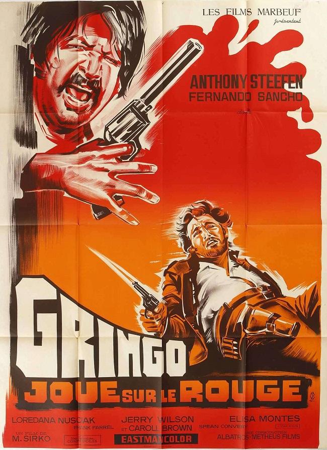 Gringo Joue sur le Rouge (7 Dollarisul Rosso) - 1966 - Alberto Cardone Dynami10