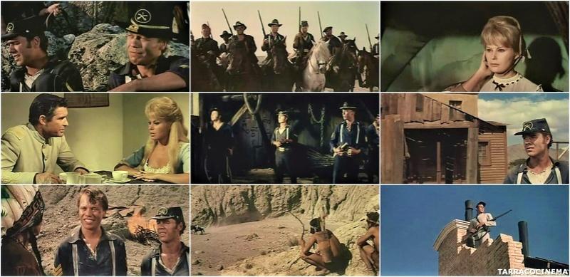 Le chemin de l'or - Finger on the Trigger - 1964 - Sidney W. Pink  El_ded10