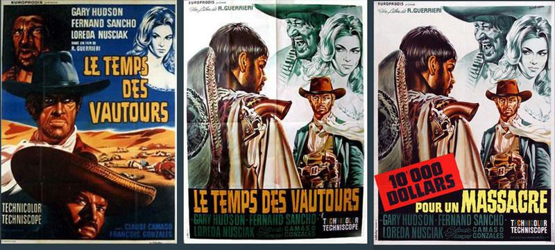 Le Temps des Vautours - 10 000 Dollari per un Massacro - Romolo Guerrieri - 1967 - Page 2 En130911