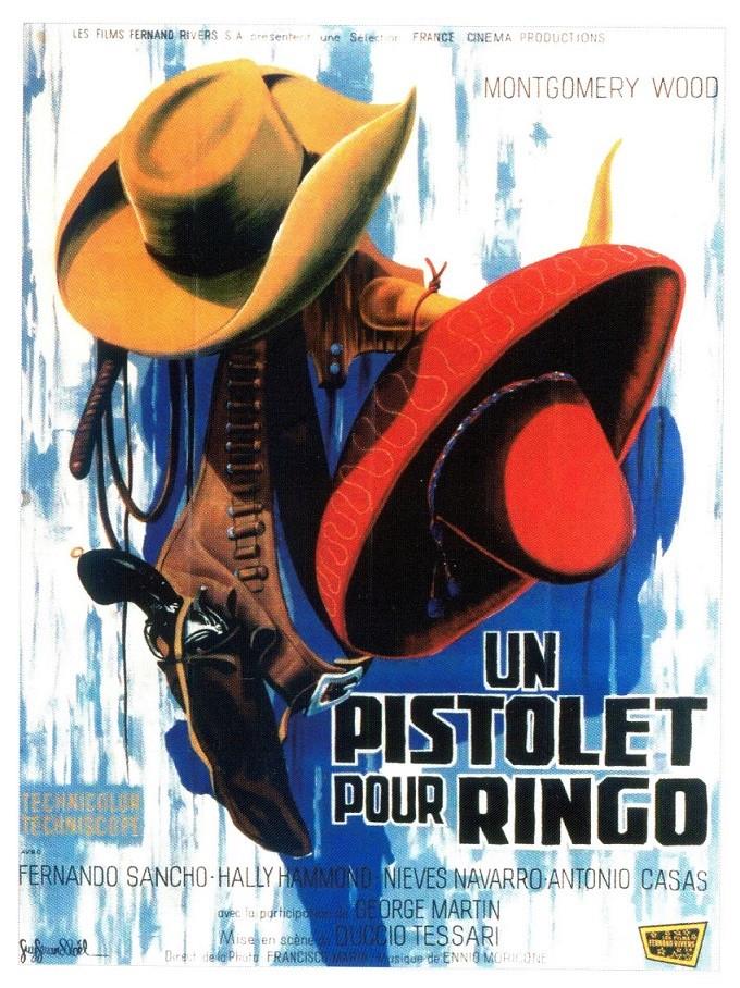 Un pistolet pour Ringo - Una Pistola per Ringo - 1965 - Duccio Tessari F9wyca10