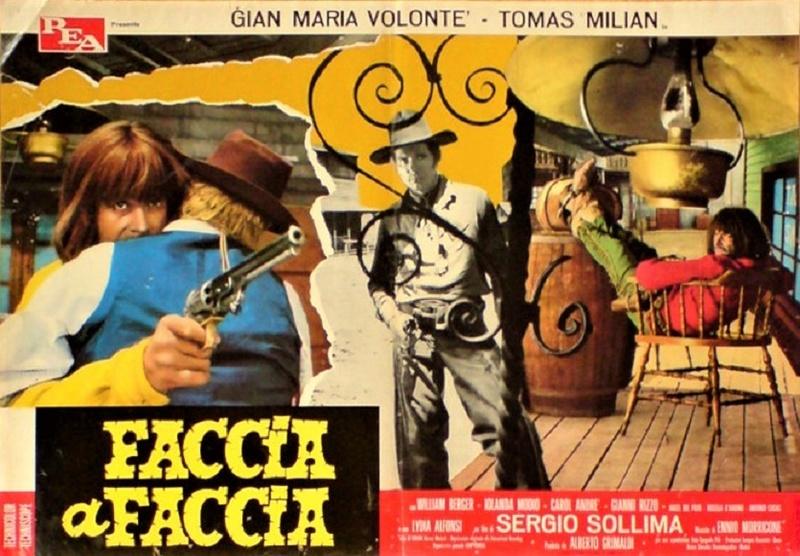 Le Dernier Face à Face - Faccia a Faccia - 1967 - Sergio Sollima - Page 2 Faccia10