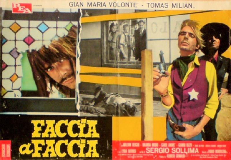 Le Dernier Face à Face - Faccia a Faccia - 1967 - Sergio Sollima - Page 2 Faccia11