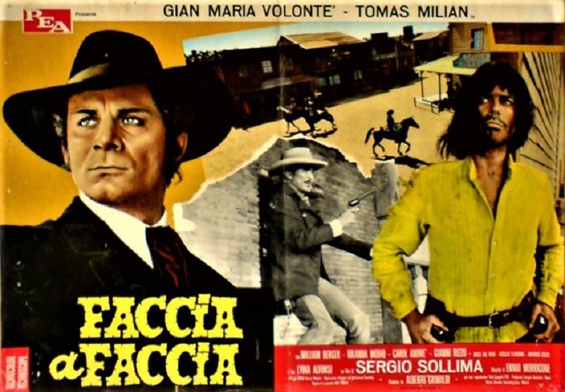 Le Dernier Face à Face - Faccia a Faccia - 1967 - Sergio Sollima - Page 2 Faccia12