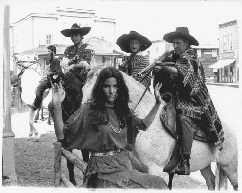 Navajo Joe - Un Dollaro a Testa - 1966 - Sergio Corbucci Foto_p11