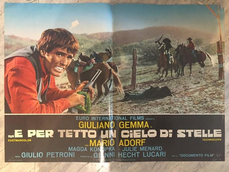 Ciel de plomb -  ...e per tetto un cielo di stelle - 1968 - Giulio Petroni  Fotobu10