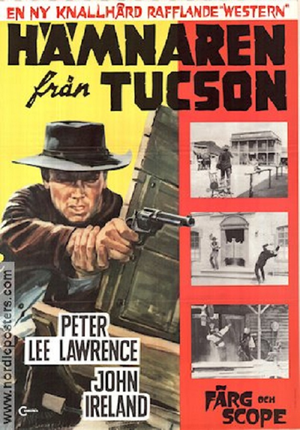 Pistolets pour un massacre - La malle de San Antonio - Una pistola per cento bare  - 1968 - Umberto Lenzi Hamnar10