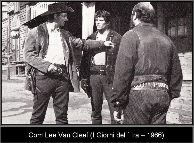 [ Vedette ] Lee Van Cleef Hu11