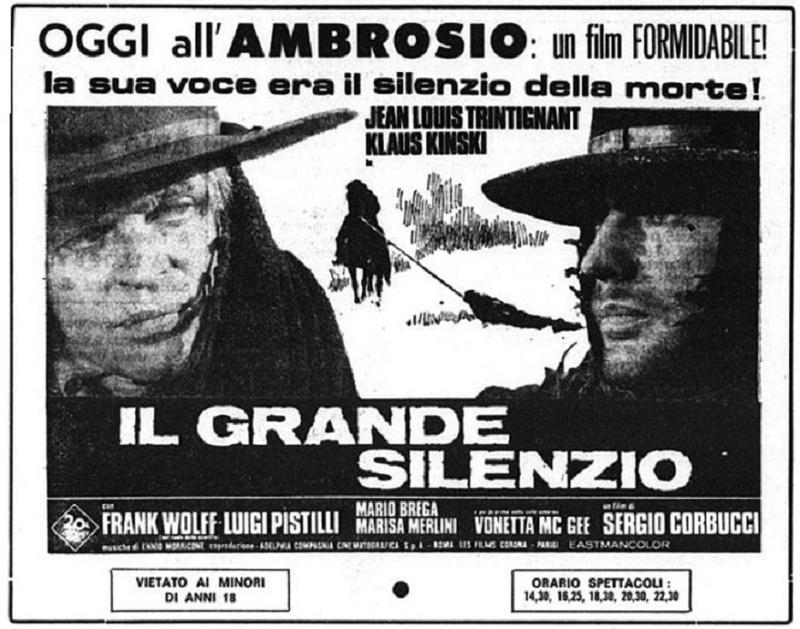 Le grand silence - Il grande silenzio - 1968 - Sergio Corbucci - Page 3 Il-gra11