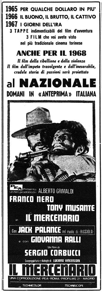 El Mercenario - Il mercenario - Sergio Corbucci - 1968 - Page 2 Il-mer11