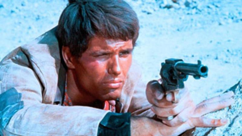3 cavaliers pour Fort Yuma . Per Pochi Dollari Ancora . 1966 . Giorgio Ferroni. Image-10