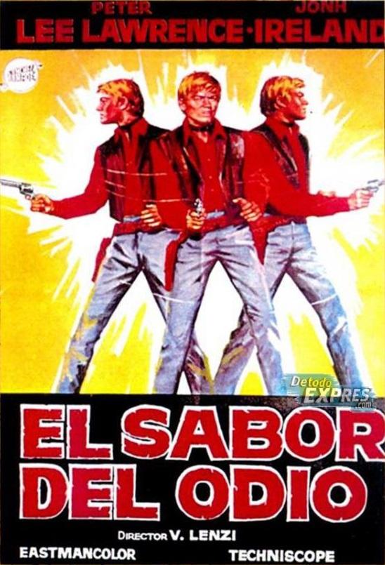 Pistolets pour un massacre - La malle de San Antonio - Una pistola per cento bare  - 1968 - Umberto Lenzi Imagen10