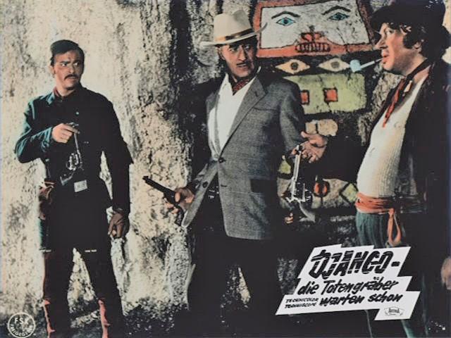 Django porte sa croix - Quella sporca storia del West - Enzo G. Castellari - 1968 Johnny10