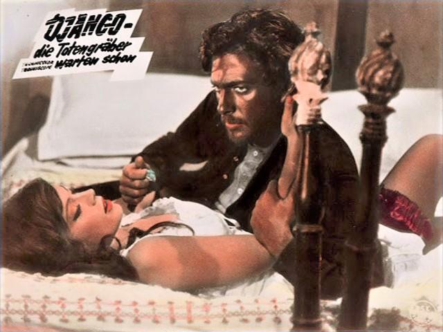 Django porte sa croix - Quella sporca storia del West - Enzo G. Castellari - 1968 Johnny11