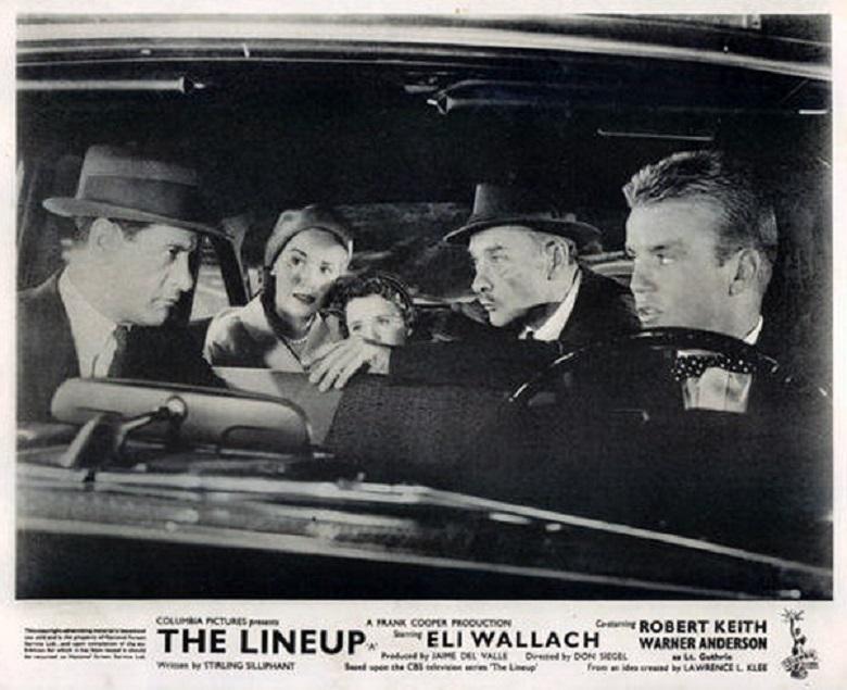 La Ronde du crime. The Lineup. 1958. Don Siegel. La-ron10