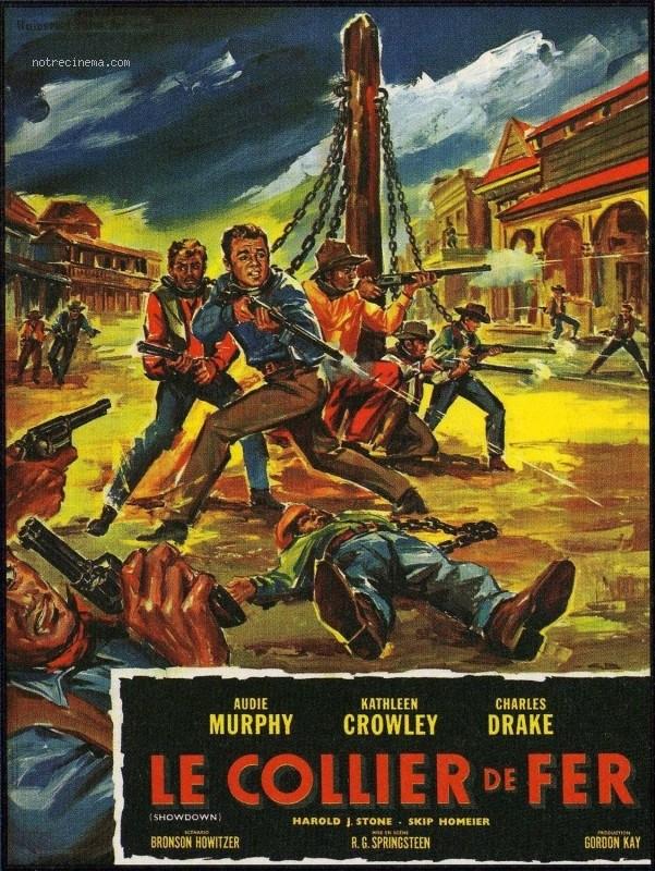 Le Collier de Fer - Showdown - 1963 - R.G. Springsteen Le-col10