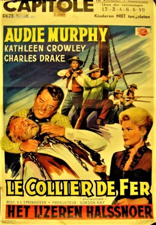 Le Collier de Fer - Showdown - 1963 - R.G. Springsteen Le-col11