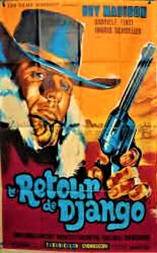 Le Retour de Django - Il figlio di Django - Osvaldo Civirani - 1967 Le_ret10