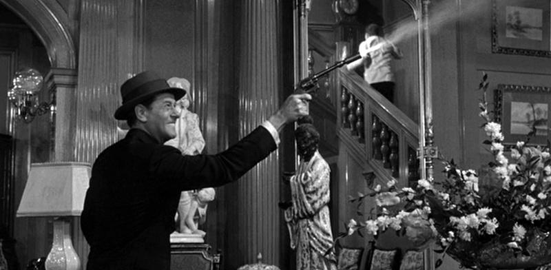 La Ronde du crime. The Lineup. 1958. Don Siegel. Lineup10