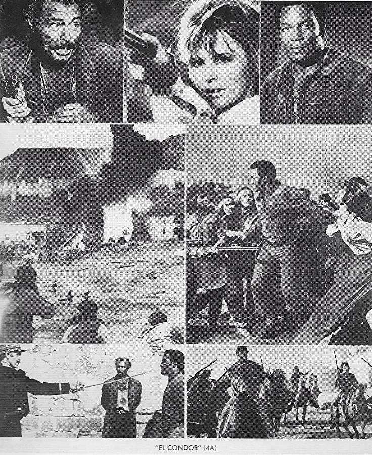 El Condor - 1970 - John Guillermin - Page 2 Mv5bmg10