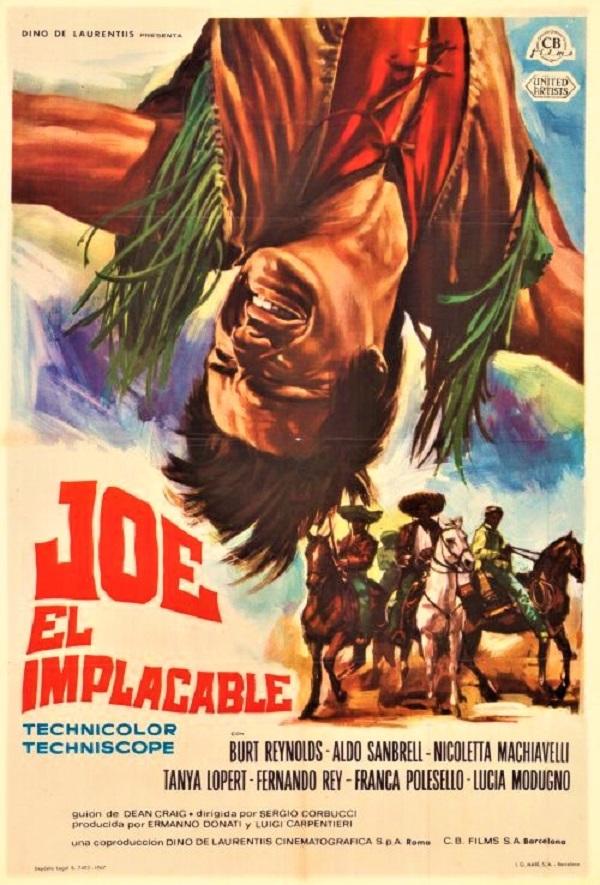 Navajo Joe - Un Dollaro a Testa - 1966 - Sergio Corbucci Nav_2410