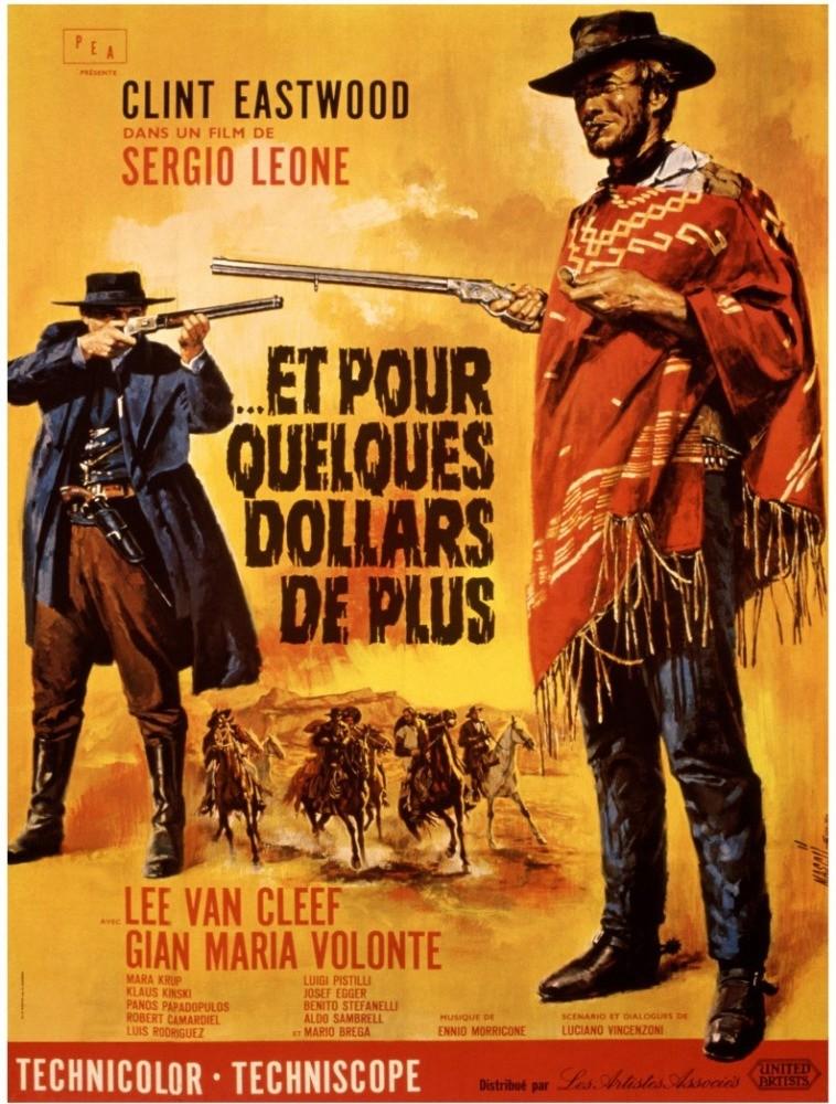 Et pour quelques dollars de plus - Per qualche dollaro in più - 1965 - Sergio Leone - Page 6 Per-qu10