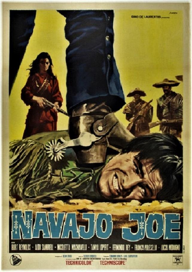 Navajo Joe - Un Dollaro a Testa - 1966 - Sergio Corbucci R-5htq10