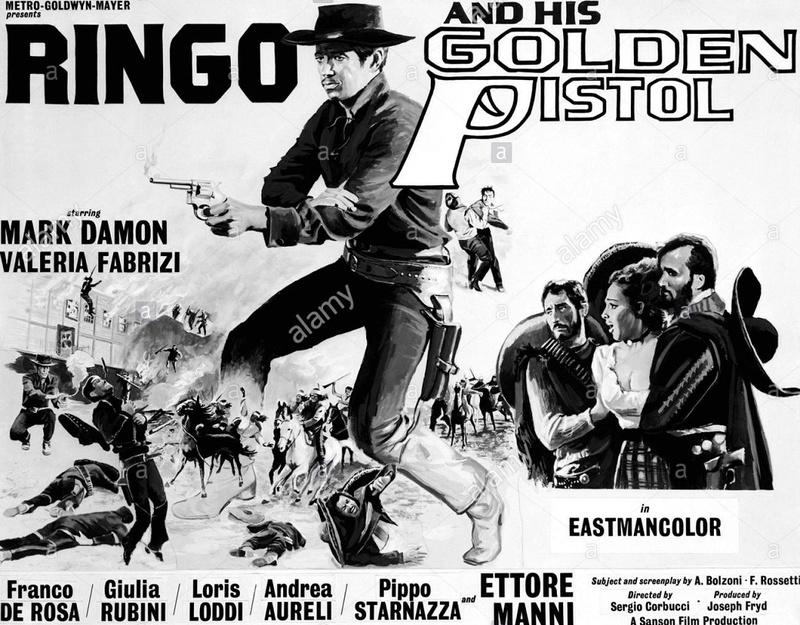 Ringo au Pistolet d'or - Johnny Oro - 1966 - Sergio Corbucci Ringo-10