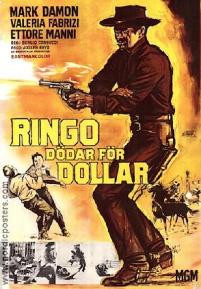 Ringo au Pistolet d'or - Johnny Oro - 1966 - Sergio Corbucci Ringo_11