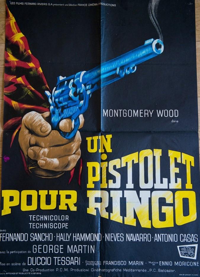 Un pistolet pour Ringo - Una Pistola per Ringo - 1965 - Duccio Tessari S-l16044