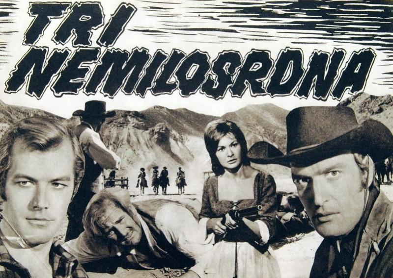 Les 3 implacables ( El sabor de la venganza ) –1963- Joaquim ROMERO MARCHENT S-l16046