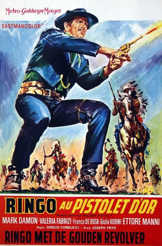 Ringo au Pistolet d'or - Johnny Oro - 1966 - Sergio Corbucci S-l16049
