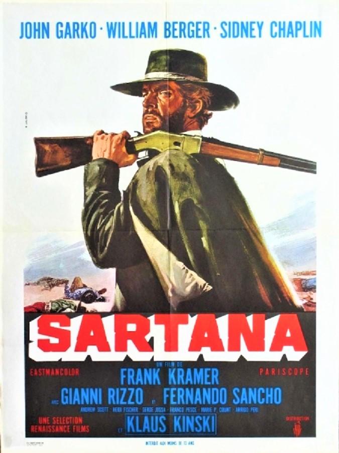 Sartana - Se incontri Sartana, prega per la tua morte - 1968 - Frank Kramer - Gianni Garko Sartan11