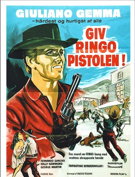 Un pistolet pour Ringo - Una Pistola per Ringo - 1965 - Duccio Tessari Snapsh21