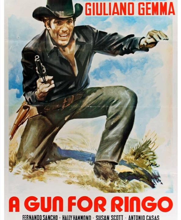 Un pistolet pour Ringo - Una Pistola per Ringo - 1965 - Duccio Tessari Snapsh22