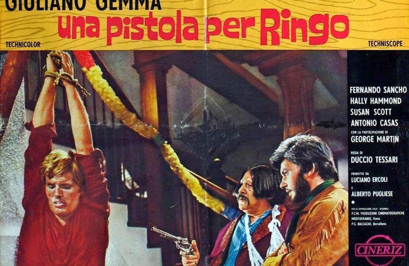 Un pistolet pour Ringo - Una Pistola per Ringo - 1965 - Duccio Tessari Snapsh23