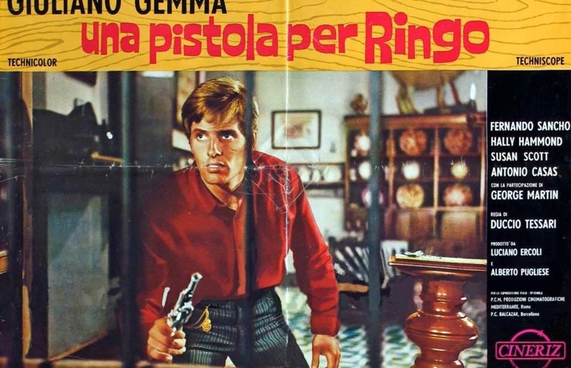 Un pistolet pour Ringo - Una Pistola per Ringo - 1965 - Duccio Tessari Snapsh25